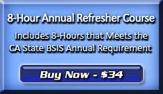 Purchase the 8-Hour Annual Refresher Course